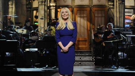 A photo of Lindsay Lohan on NBC's
