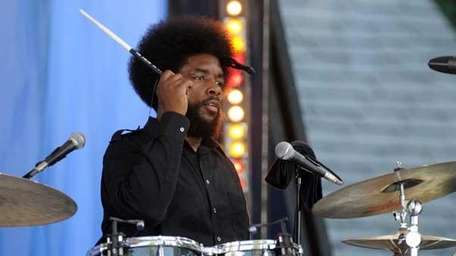 ?uestlove, of the Roots, who will be performing