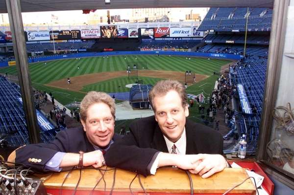 Undated file photo of Michael Kay and John