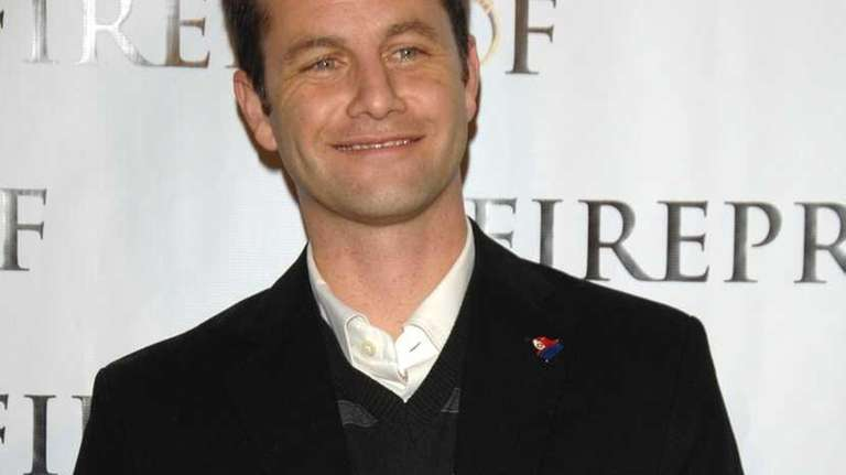 Actor Kirk Cameron attends the premiere of Samuel