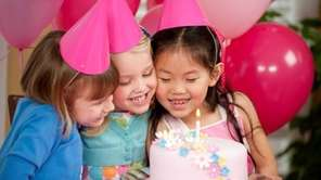 Readers share their kids' birthday party ideas on