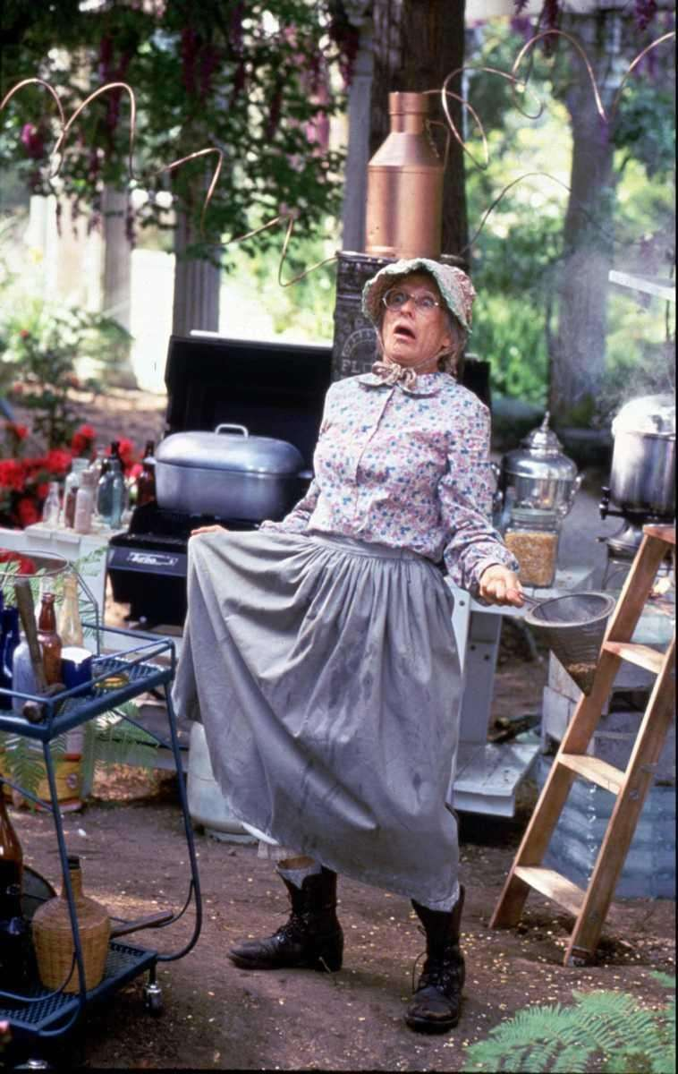 Cloris Leachman stars as Granny in the 1993