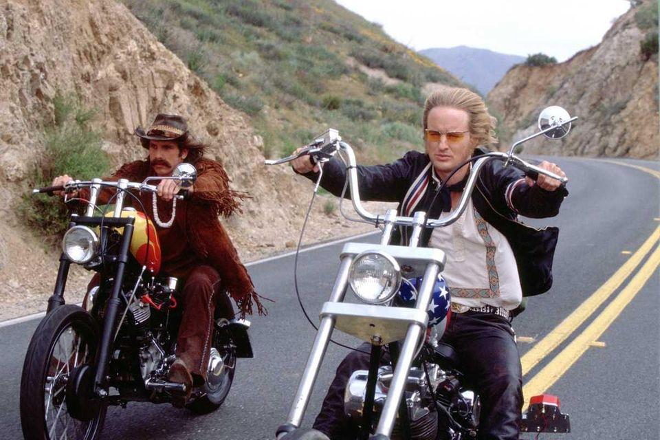 Ben Stiller, left, and Owen Wilson starred in