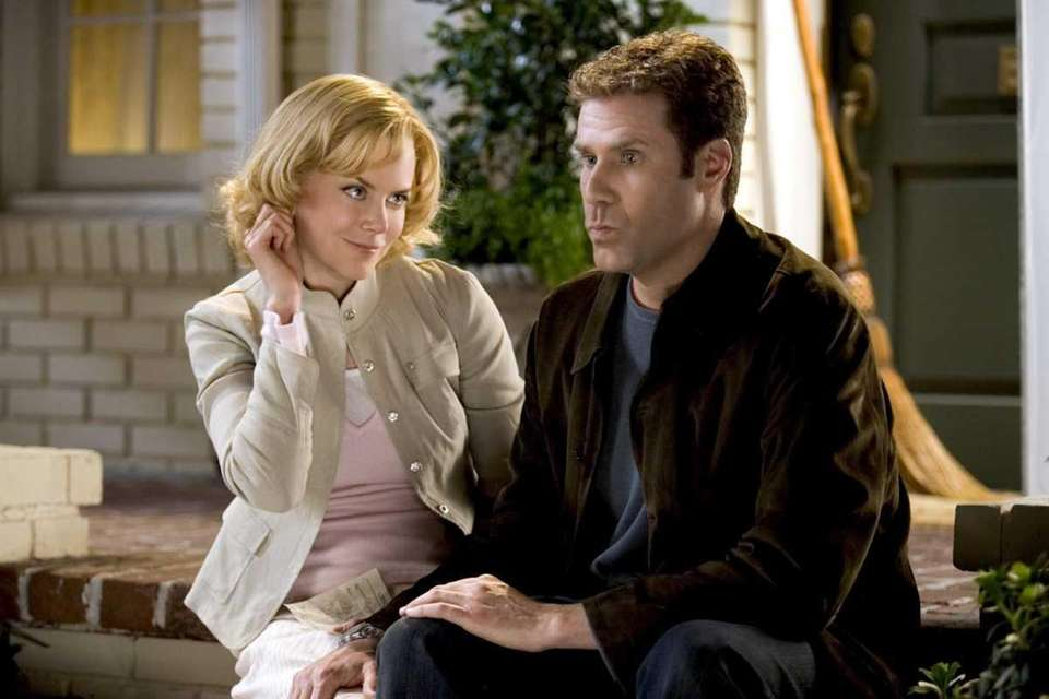 Nicole Kidman and Will Ferrell starred in Columbia