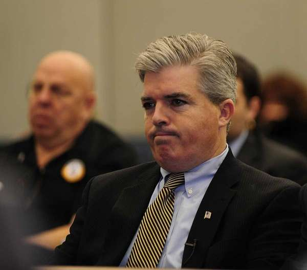 Suffolk County Executive Steve Bellone says Moody's move