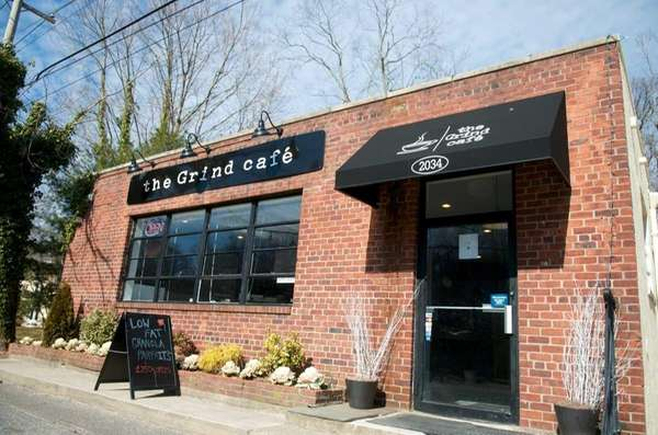 The Grind Cafe, Wading River: The counter-service bakery-cafe