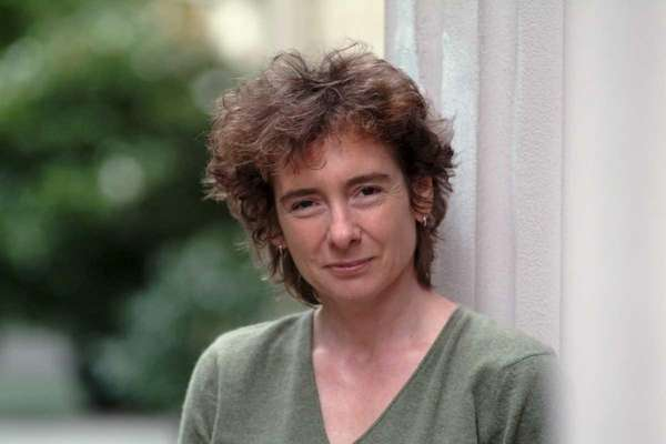 Jeanette Winterson, author of