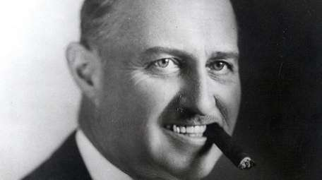 Ralph E. Hay, owner of the Canton Bulldogs