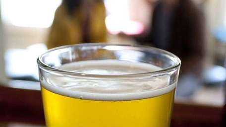 Greenport Harbor Brewing Co. brews and serves its