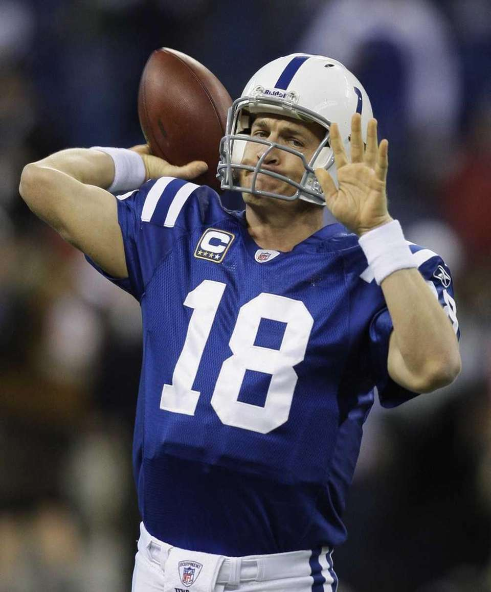 UPDATED: Manning has informed the Broncos he would