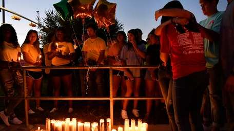 Odessa High School students and families remember their