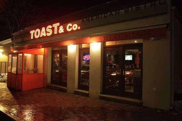 Toast and Co. in Huntington is now serving