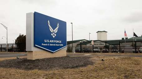 Francis S. Gabreski Air National Guard Base in