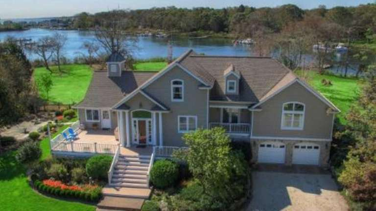 This high-end Center Moriches home is on the