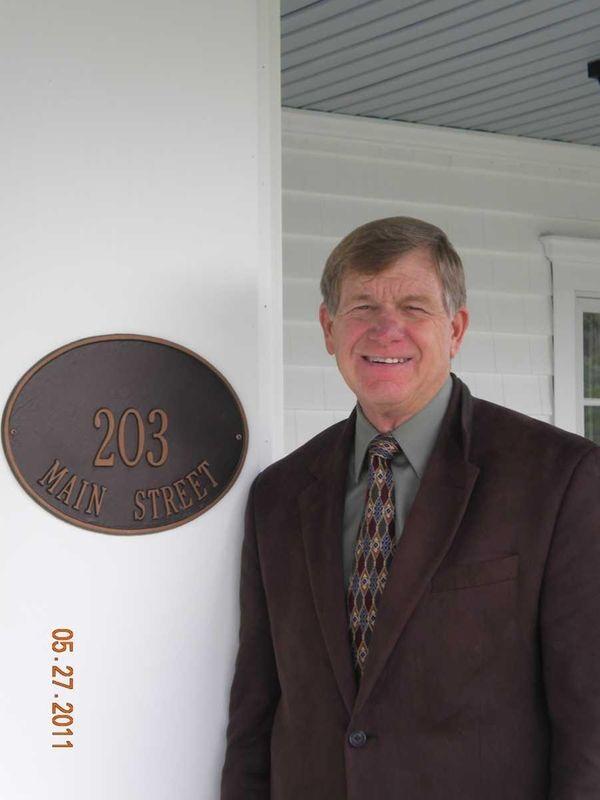 Lee Sinnickson was chosen as grand marshal of