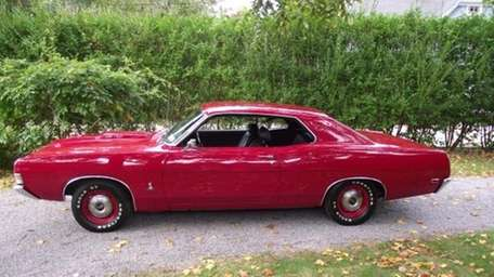 THE CAR AND ITS OWNER 1969 Ford Fairlane