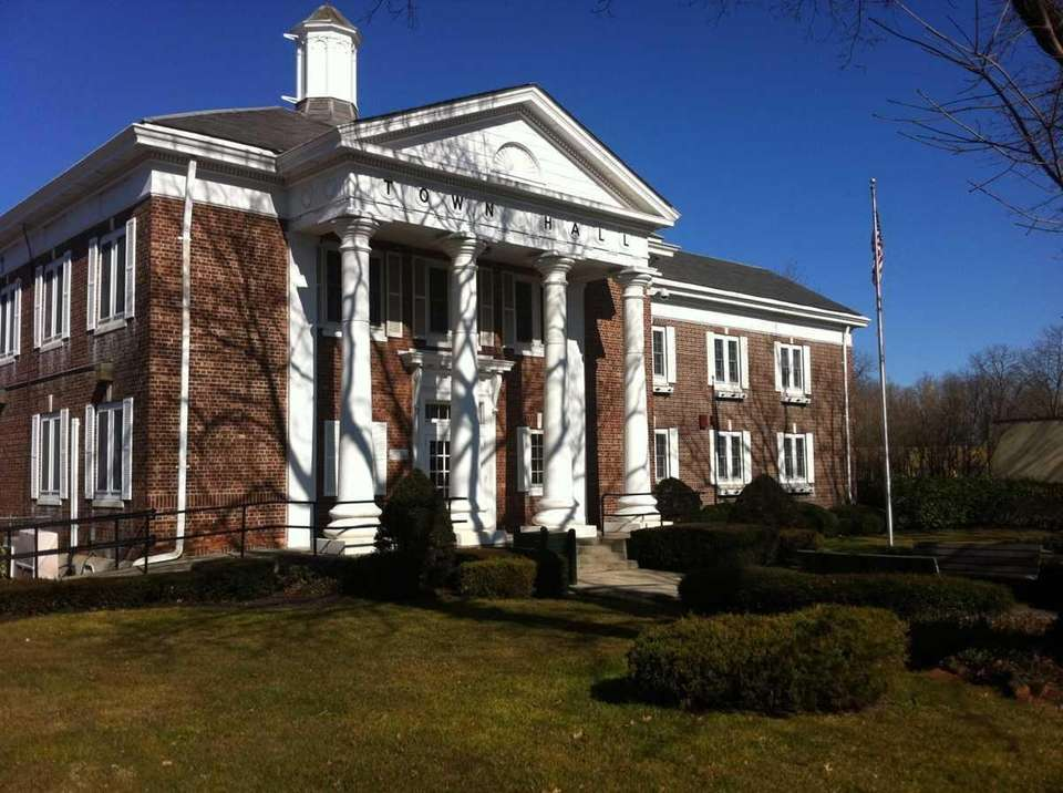 Smithtown Town Hall is at 99 West Main