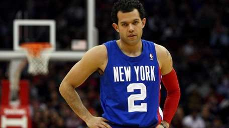 Jordan Farmar #2 of the New Jersey Nets