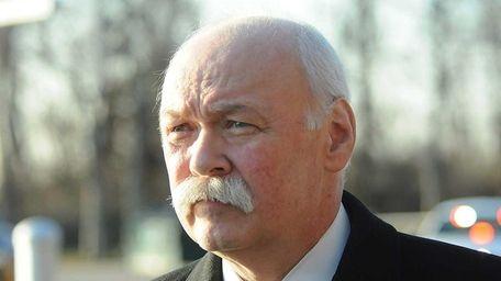A file photo of Det. Lt. Jack Fitzpatrick