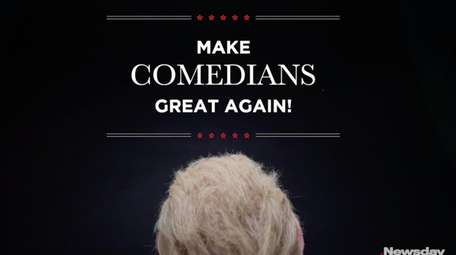 Meet three New York comedians who impersonate President