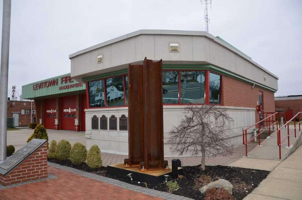Levittown Fire Department Headquarters, located at 120 Gardiners
