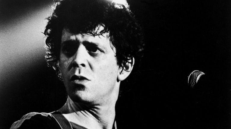 LI Music Hall of Famer Lou Reed's 'expansive' book of lyrics set for November publication