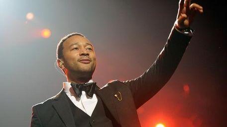 John Legend will co-host