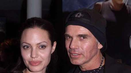 Angelina Jolie and Billy Bob Thornton, July 2011.