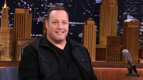 """Kevin James appears on """"The Tonight Show Starring"""