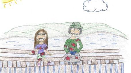Credit: Kidsday illustration / Emma Suarez