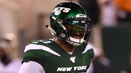 Jets strong safety Jamal Adams is among the