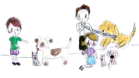 Credit: Kidsday illustration / Virginia Bruder