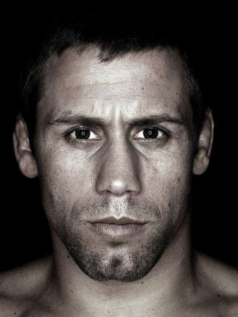 UFC bantamweight fighter Urijah Faber is a coach