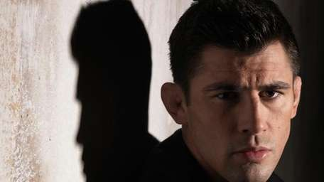 UFC bantamweight champion Dominick Cruz is a coach