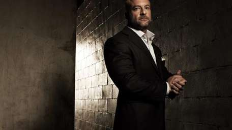 UFC chief executive and chairman Lorenzo Fertitta.