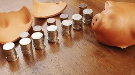 Stock image of money, dollars, puzzle, dollar bills,