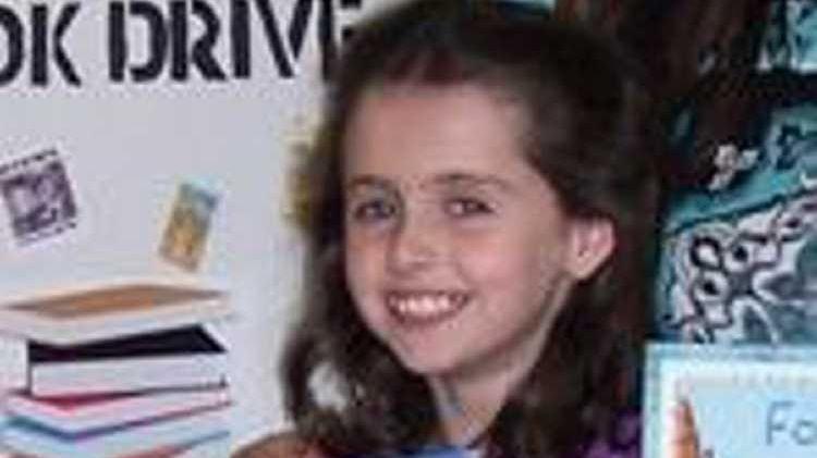 Alexandra Keane, a fourth-grader at Dogwood Elementary School,