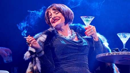 "Patti LuPone performs ""The Ladies Who Lunch"" in"