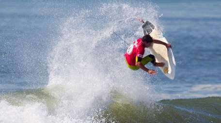 The Unsound Surf Pro draws competitive surfers from