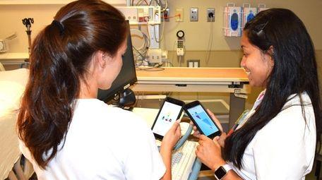 Glen Cove Hospital is using the Microsoft Teams