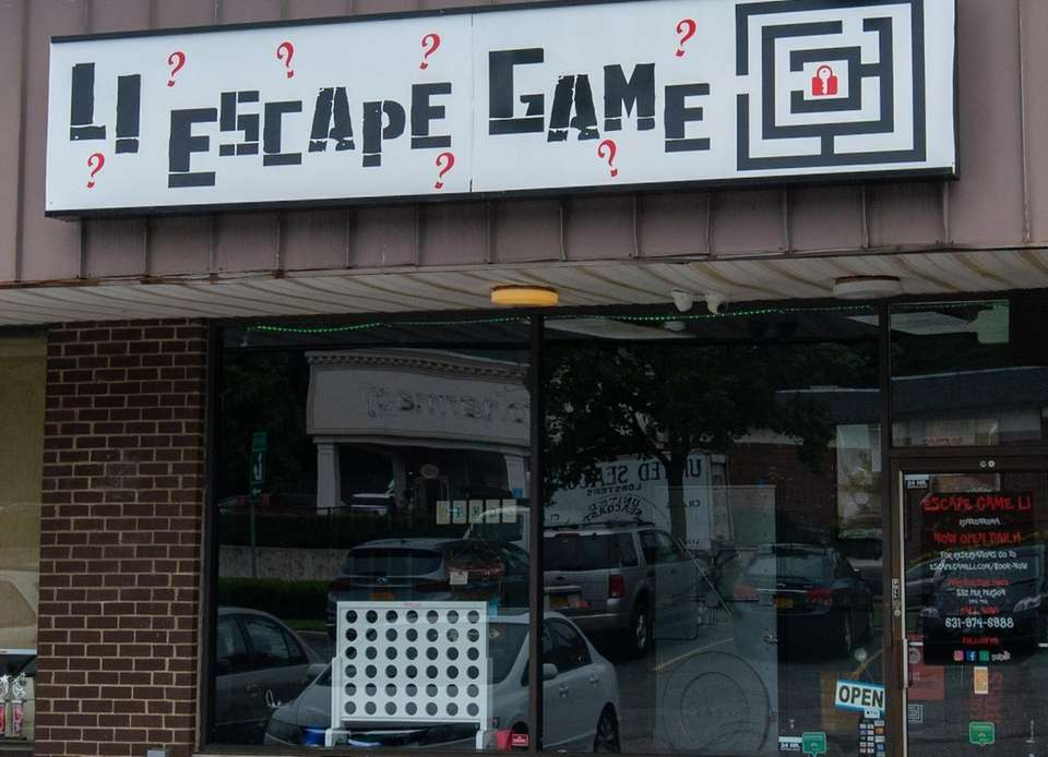Escape Game Long Island has two locations, Ronkonkoma