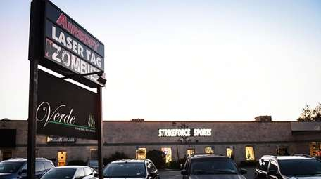 StrikeForce Sports, an indoor airsoft gaming facility in