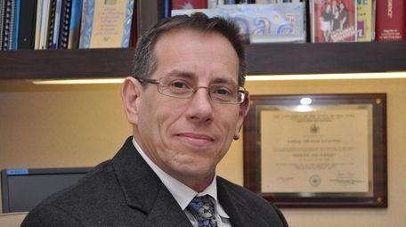 Dr. Samuel Sandowski is vice president of medical