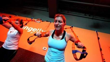 Orangetheory Fitness is a new fitness chain that