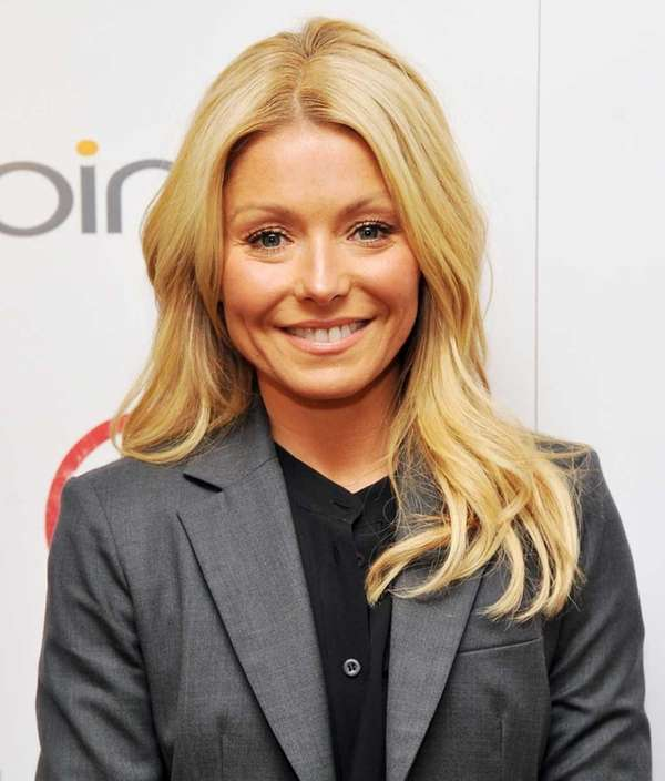 Kelly Ripa attends The Weinstein Co. & Bing