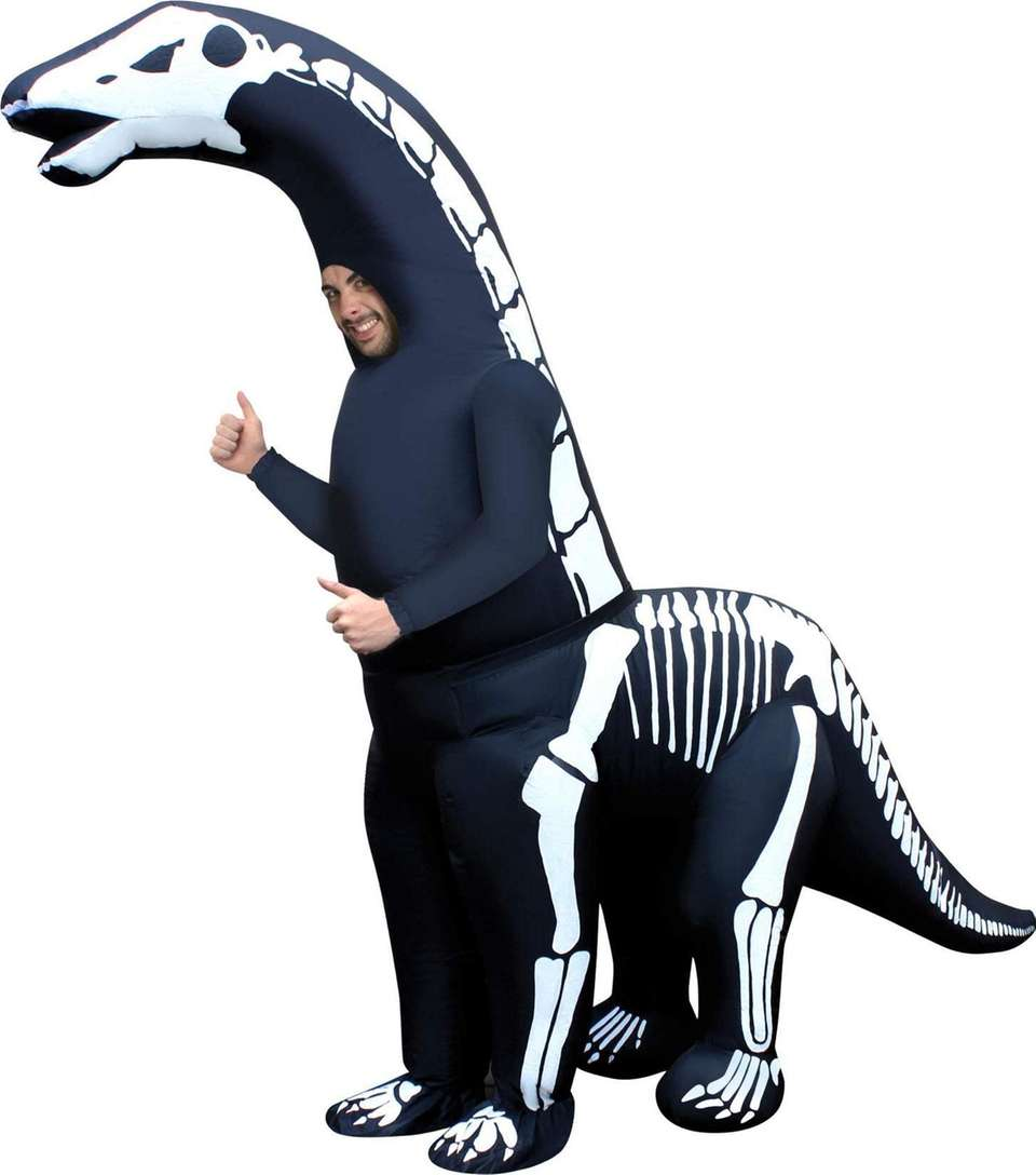 Have a dino-mite Halloween this year dressed as