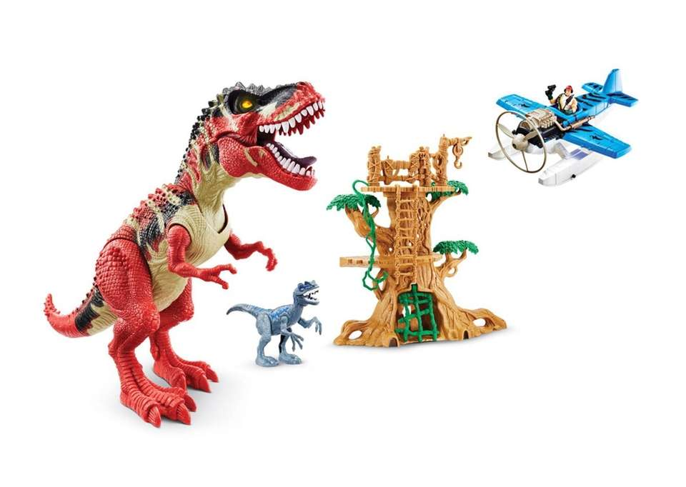 This Target exclusive 23-piece playset comes with a