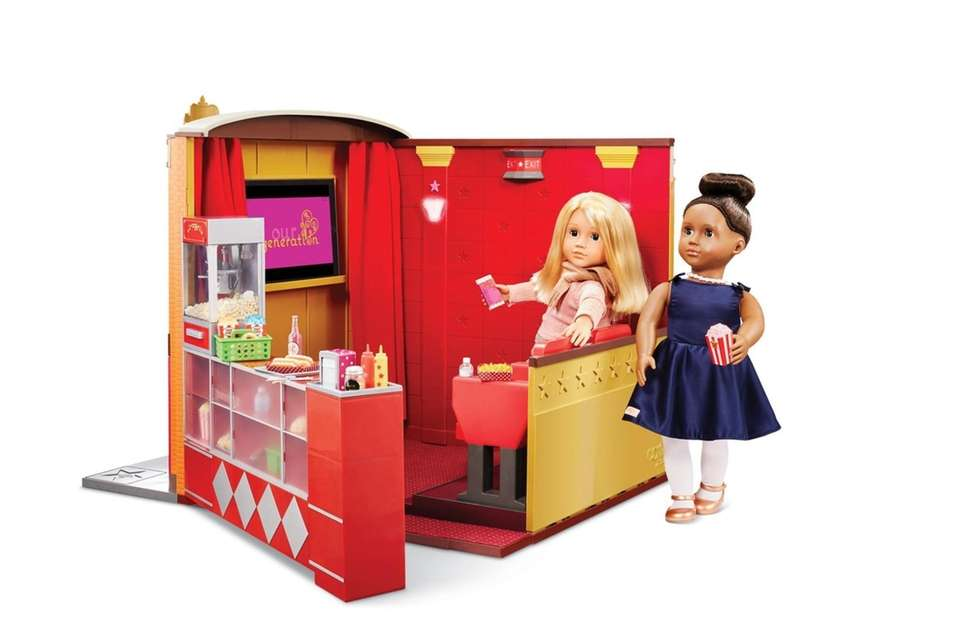 Our Generation dolls can enjoy the new Target