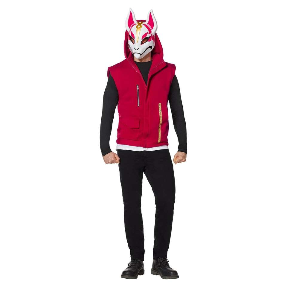 Dress up as your favorite Fortnite character this