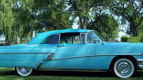 THE CAR AND ITS OWNER 1956 Mercury Montclair